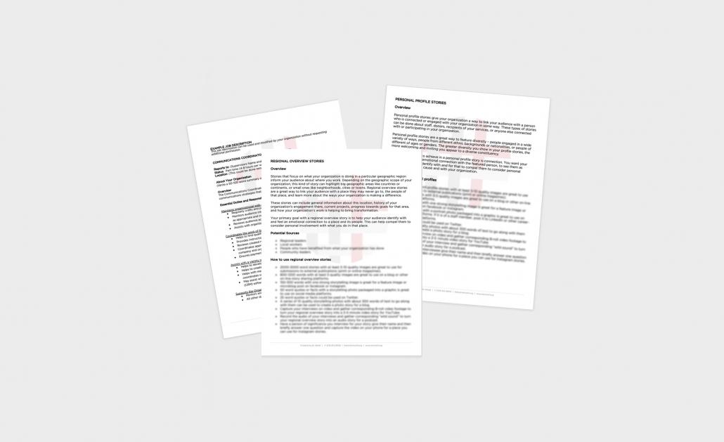 LeMotif Worksheets