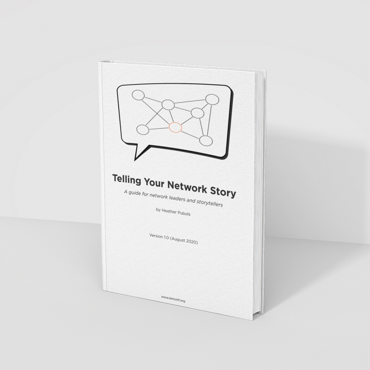 Telling Your Network Story E-Book